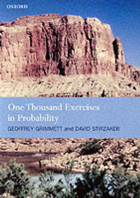 One Thousand Exercises in Probability (BOK)