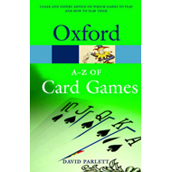 The A-Z of Card Games (BOK)