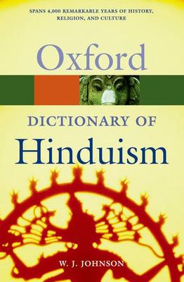 A Dictionary of Hinduism (BOK)