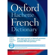 Oxford-Hachette French Dictionary (BOK)