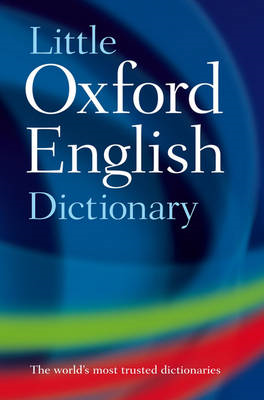 Little Oxford English Dictionary (BOK)