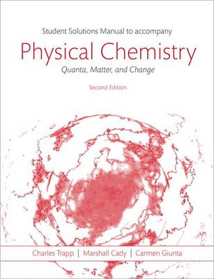 Students Solutions Manual to Accompany Physical Chemistry: Q (BOK)