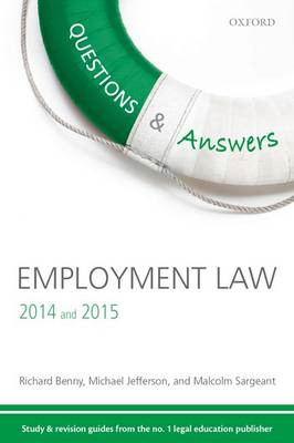 Questions & Answers Employment Law 2014-2015 (BOK)