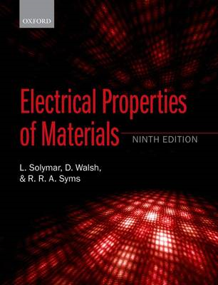 Electrical Properties of Materials (BOK)