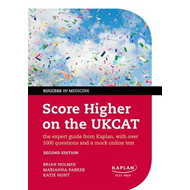 Score Higher on the UKCAT (BOK)