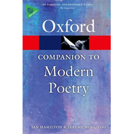 Oxford Companion to Modern Poetry in English (BOK)
