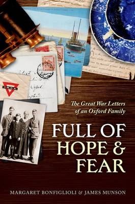 Full of Hope and Fear (BOK)