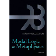 Modal Logic as Metaphysics (BOK)