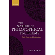 Nature of Philosophical Problems (BOK)