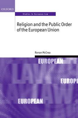 Religion and the Public Order of the European Union (BOK)