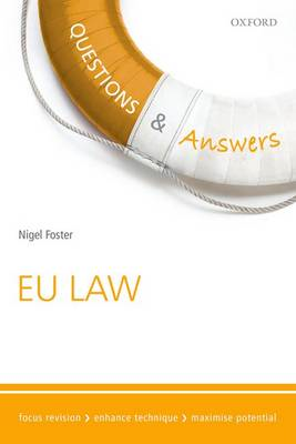 Questions & Answers EU Law (BOK)