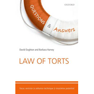 Questions & Answers Law of Torts (BOK)