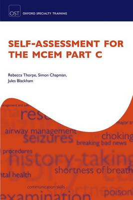 Self-assessment for the MCEM Part C (BOK)