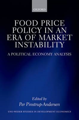Food Price Policy in an Era of Market Instability (BOK)