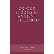 Oxford Studies in Ancient Philosophy, Volume 47 (BOK)