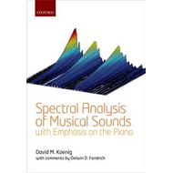 Spectral Analysis of Musical Sounds with Emphasis on the Pia (BOK)