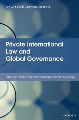 Private International Law and Global Governance (BOK)