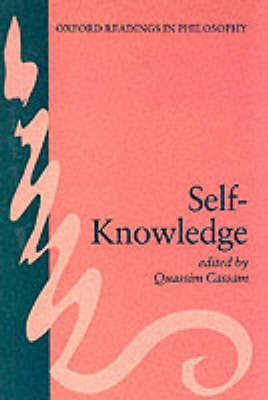 Self-knowledge (BOK)