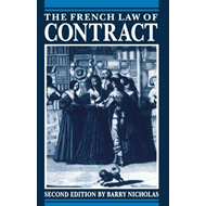 The French Law of Contract (BOK)