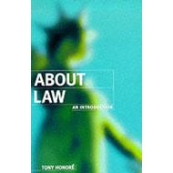 About Law: An Introduction (BOK)