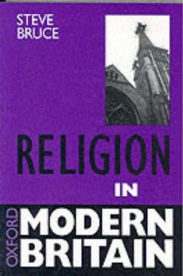 Religion in Modern Britain (BOK)