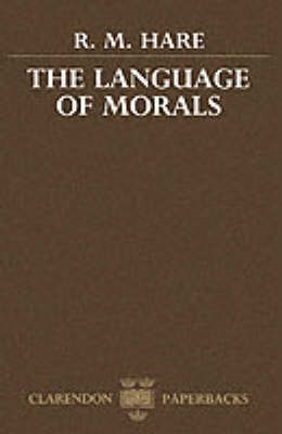 The Language of Morals (BOK)