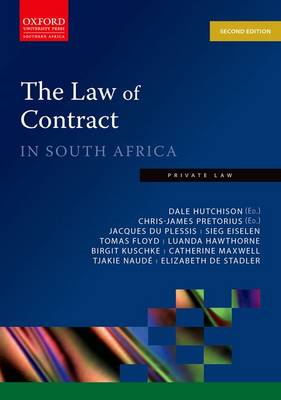 The Law of Contract in South Africa (BOK)