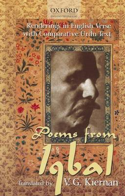 Poems from Iqbal: Renderings in English Verse with Comparative Urdu Text (BOK)