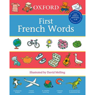 Oxford First French Words (BOK)