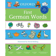 Oxford First German Words (BOK)