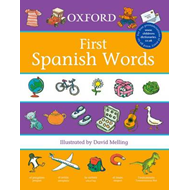 Oxford First Spanish Words (BOK)