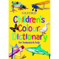 Oxford Children's Colour Dictionary: For Homework Help: 2006 (BOK)