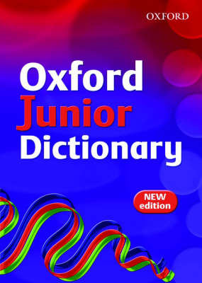 Oxford Junior Dictionary: 2007 (BOK)