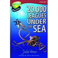 Oxford Reading Tree: Level 15: Treetops Classics: 20,000 Leagues Under the Sea (BOK)