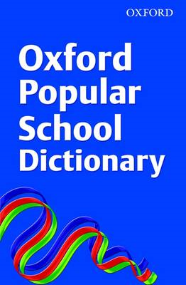 Oxford Popular School Dictionary (BOK)