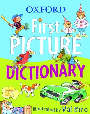 Oxford First Picture Dictionary (BOK)