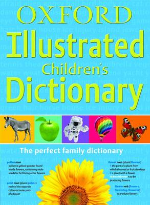 Oxford Illustrated Children's Dictionary (BOK)