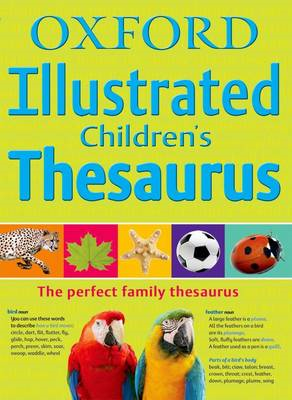 Oxford Illustrated Children's Thesaurus (BOK)