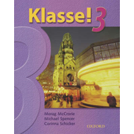 Klasse! 3: Pt. 3: Students Book (BOK)