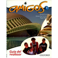 Amigos: 1: Teacher's Book (BOK)