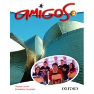 Amigos: 2: Students' Book (BOK)