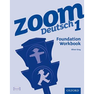 Zoom Deutsch 1: Foundation Workbook (BOK)