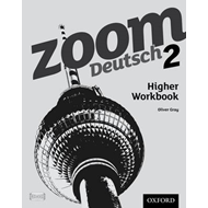 Zoom Deutsch 2 Higher Workbook (8 Pack) (BOK)