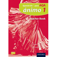 Animo: 1: Para AQA Teacher Book (BOK)