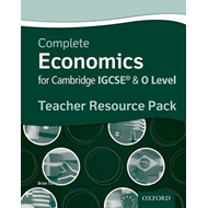 Complete Economics for IGCSE and O-Level Teacher Resource Pack (BOK)