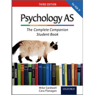 Complete Companions: AS Student Book for AQA A Psychology (BOK)
