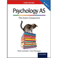 Complete Companions: AS Exam Companion for AQA A Psychology (BOK)