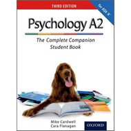 Complete Companions: A2 Student Book for AQA A Psychology (BOK)