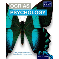 OCR AS Psychology Student Book (BOK)