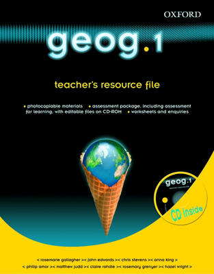 Geog.123: Level 1: Teacher's Resource File and CD-ROM (BOK)